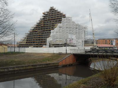 Andra världskrigets museum i Gdańsk ska slås samman med ett annat mindre museum. Foto: Artur Andrzej, wikipedia.