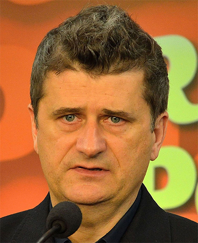Janusz Palikots popularitet har dalat.