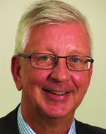 Peter Eklund, pågående ordförande.