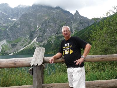 Foto: Krystyna Eklund Att vandra i de vackra bergen i Zakopane är fantastiskt, skriver Peter Eklund. Med lite bättre infrastruktur skulle upplevelsen bli ännu bättre.