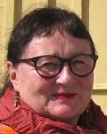 Annan Janina Pieniowska ställer ut akvareller i Danmark.