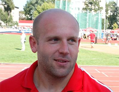 Diskuskastaren Piotr Małachowski. Foto: Stanisław Godula.