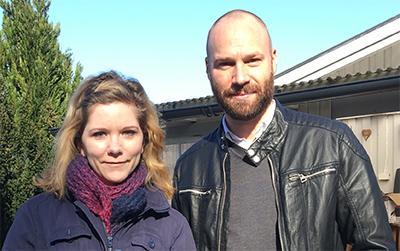 Emilia Mattsson och Ted Bergdahl berättar om Polen på ett annorlunda sätt.