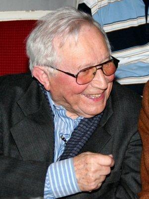 Tadeusz Rózewicz. Foto: Michal Kobylinski.