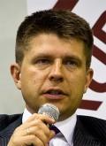 Ekonomen Ryszard Petru ordförande i Moderna. Foto: Przemek Jahr, wikipedia.