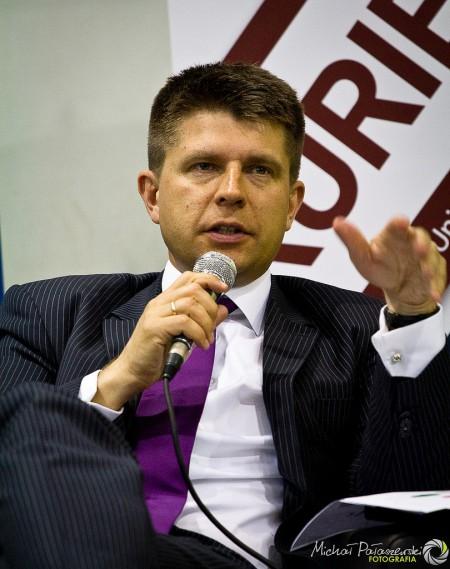 Ryszard Petru startar en ny politisk organisation, ModernaPL. Foto: Przemek Jahr wikipedia.