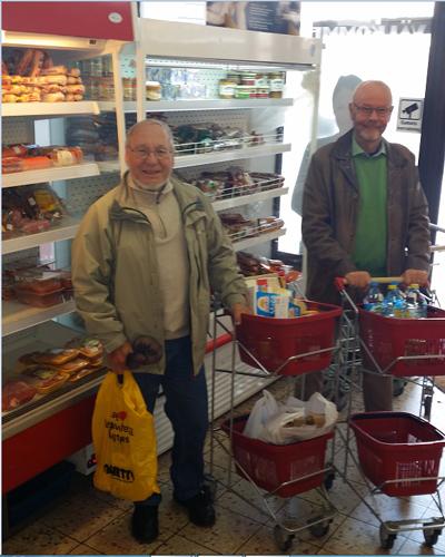 Styrelsen har gått på shoppingrunda i Malmös polska butiker.