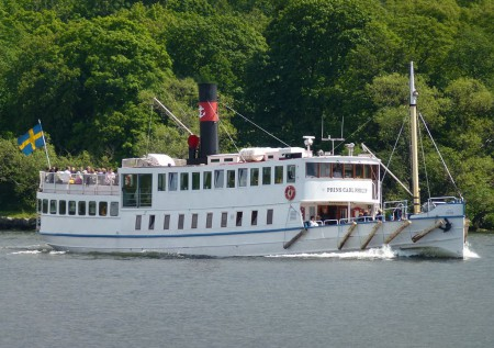 Stockholmsbåt
