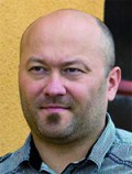 Historikern och författaren Artur Szulc. Foto: Jonas Pettersson.