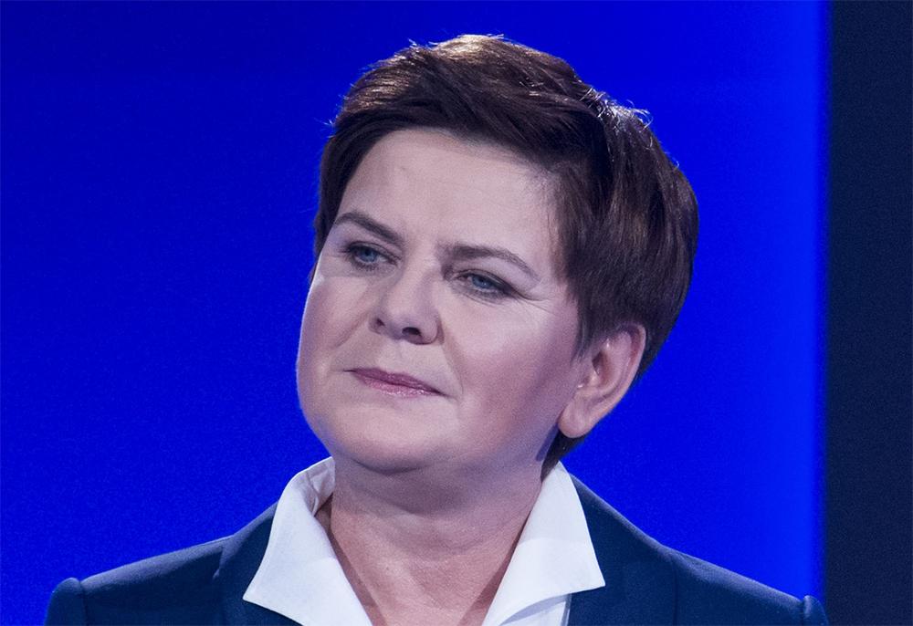 Premiärminister Beata Szydło. Foto: wikipedia.