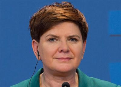 Premiärminister Beata Szydło. Foto: Facebook.