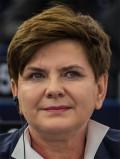 Premiärminister Beata Szydło. Foto Claude Truong-Ngoc, wikipedia.