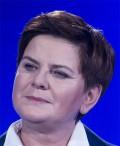 Premiärminister Beata Szydło. Foto: PO, wikipedia