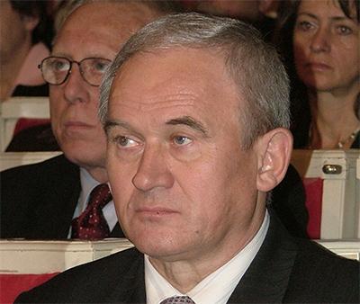 Energiinister Krzysztof Tchorzewski, PiS. Foto: wikipedia.