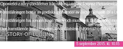 Teatr NN kommer till Gunnarp, Tokalynga. Foto: Teatr NN i Lublin.
