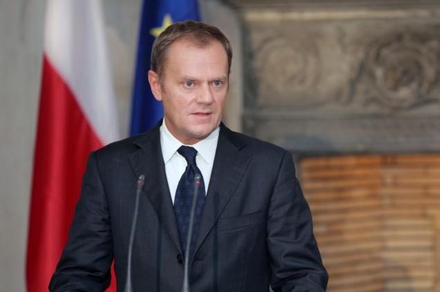 Europarådets ordförande Donald Tusk. Foto: wikipedia.
