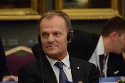 Europeiska rådets ordförande Donald Tusk. Foto: wikipedia.