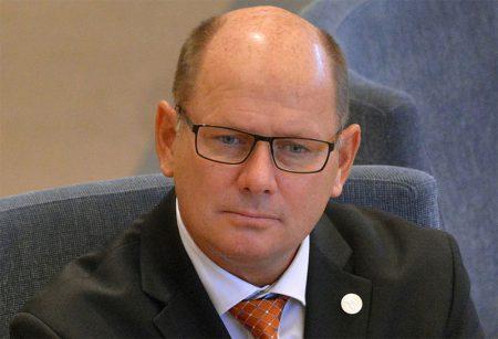 Riksdagens talman Urban Ahlin. Foto: Johan Fredriksson, wikipedia.
