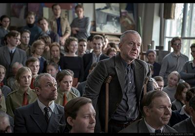 Powidoki – Wajdas senaste film blir Polens bidrag till Oscar.