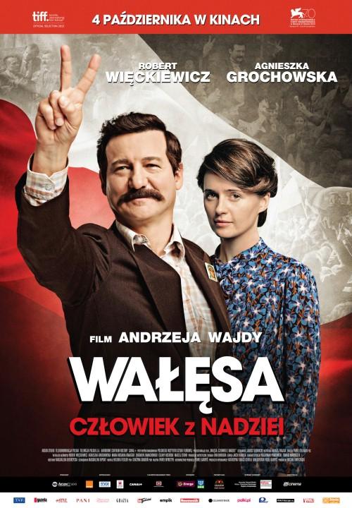 Walesa, hoppets man