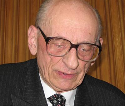 Władysław Bartoszewski. Foto: Mariusz Kubik, wikipedia.