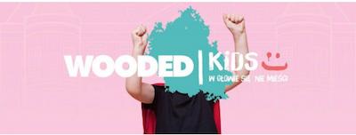 Festivalen Wooded har också program för barn.