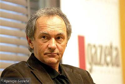 Maciej Zaremba. Foto: Gaceta Wyborcza.