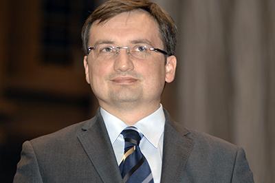 Justitieminister Zbigniew Ziobro. Foto: Richard Hołubowicz, wikipedia.