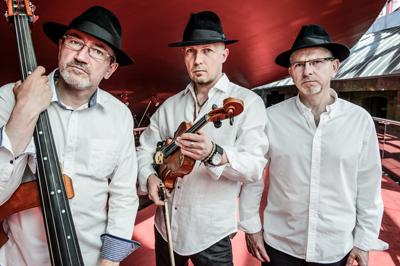 Klezmergruppen Kroke från Kraków kommer till Urkultfestivalen i Ångermanland. Foto: Jacek Dyląg.