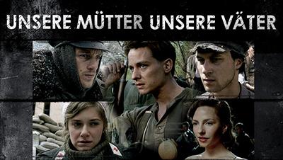 Den tyska tv-serien Våra mödrar, våra fäder.